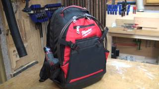 Milwaukee Job Site Backpack 48-22-8200