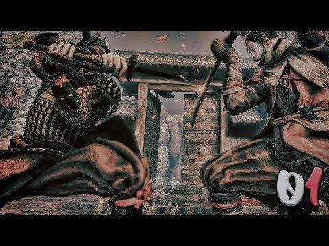 Sekiro: Shadows Die Twice - Gameplay Walkthrough Part 1 - FIRST HOUR!