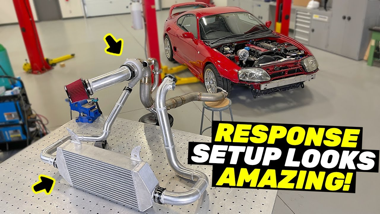 The BEST Supra 2JZ Turbo Setup?