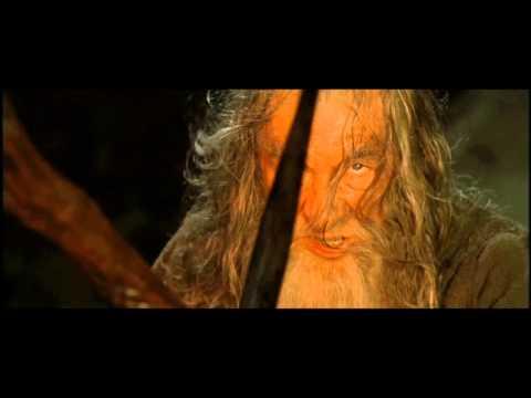 Le Seigneur des Anneaux : La Communauté de l'Anneau - Gandalf conter le Balrog de Morgoth streaming vf