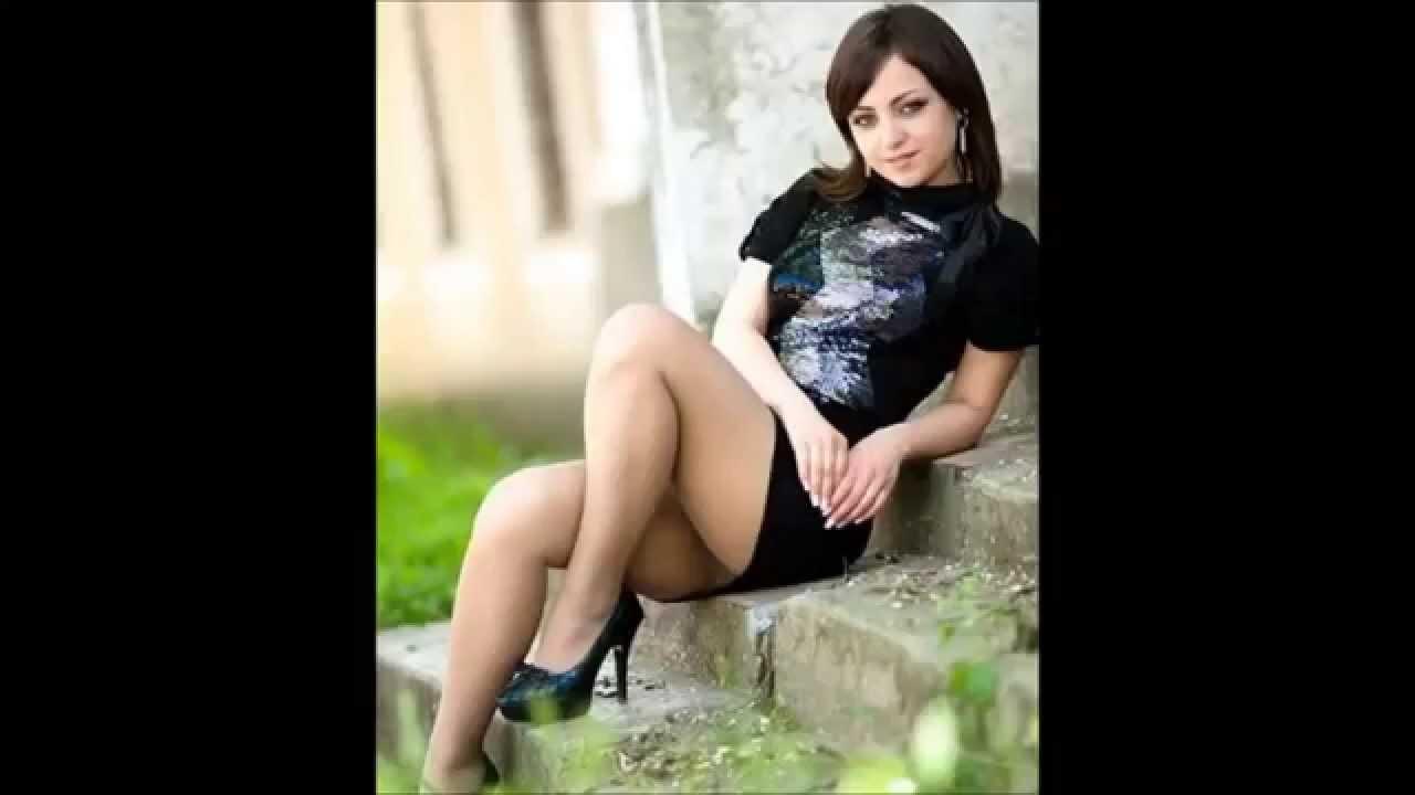 Chicas en mini faldas