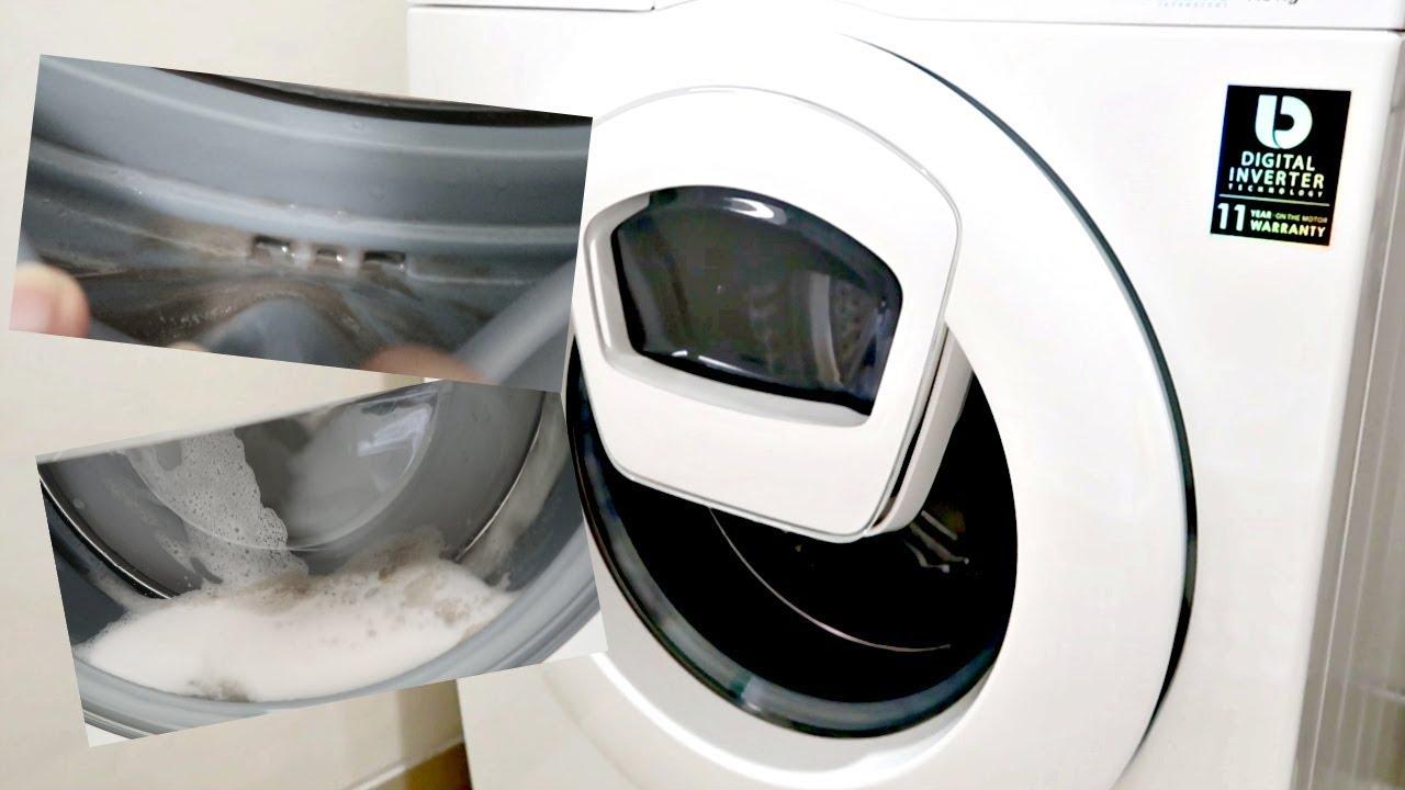 Lihat Cara Membersihkan Mesin Cuci Tabung Depan mudah