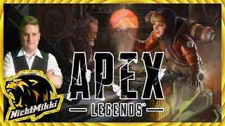 Apex Legends    Facecam   Uprank auf Gold?   NichtMikki