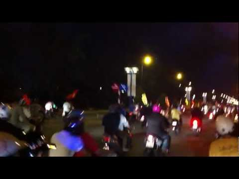 Bão đêm Vũng Tàu
