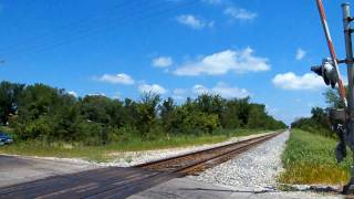 Very Fast Amtrak Horn Show