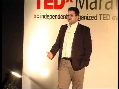 TEDxMarathahalli - Aditya Sondhi - The Marginalized Mainstream