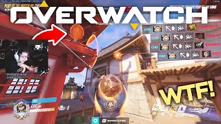 Overwatch MOST VIEWED Twİtch Clips of The Week! #105