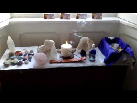 Divine Essence Crystal Healing