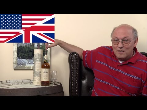 Whisky Review/Tasting: Oban 14 years
