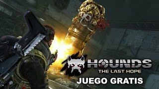JUGANDO Hounds: The Last Hope - EL GUSANO ASQUEROSAMENTE PERSISTENTE (Mayorcete)