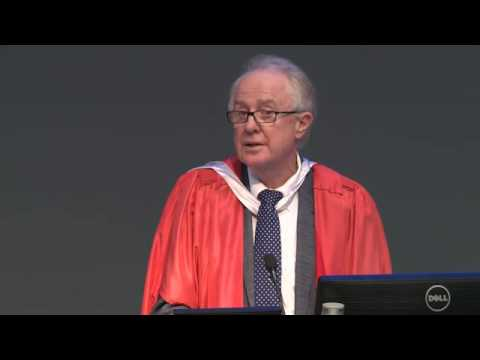 2016 Inaugural lecture: Professor Ian Bissett on colorectal research