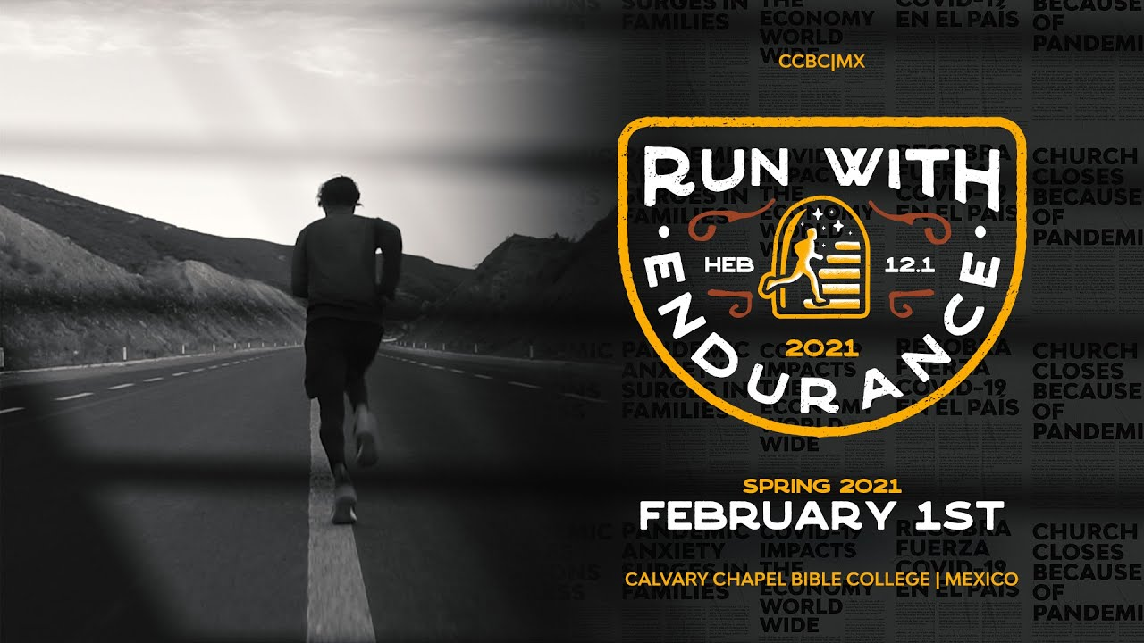 Run With Endurance | Spring 2021