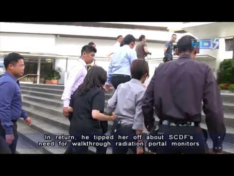 Ex-SCDF chief Peter Lim gets 6 months