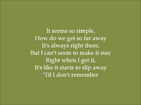 There is Only Love (The Judgement) - Cassandra Kubinski (Dance Moms) - Lyrics