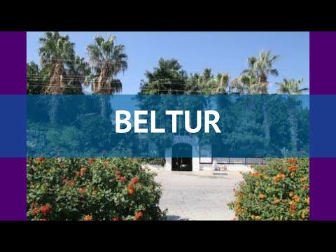 BELTUR 3* Турция Кемер обзор – отель БЕЛТУР 3* Кемер видео обзор