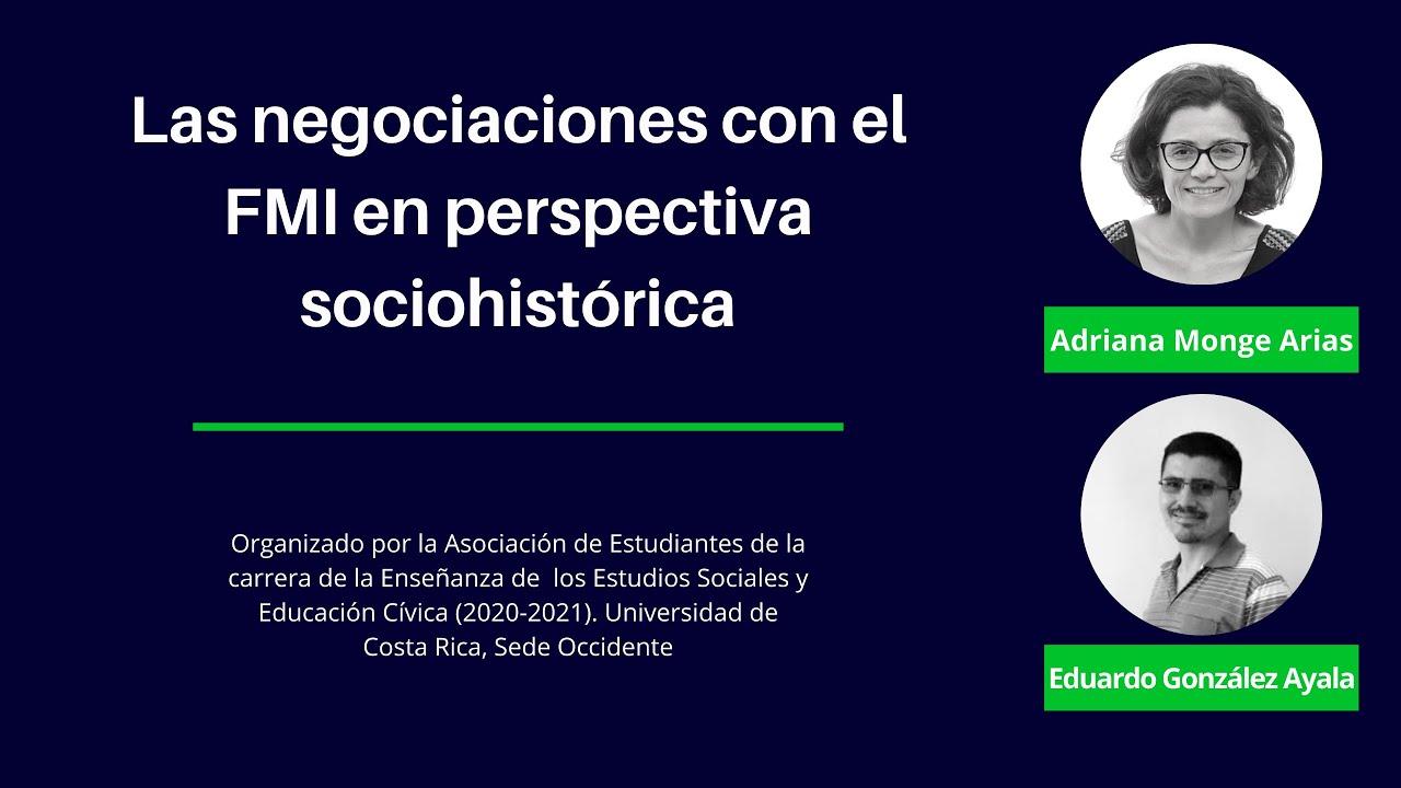 Las negociaciones con el FMI en perspectiva sociohistórica (primera parte)