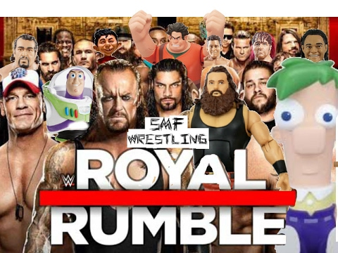 SMF ROYAL RUMBLE 2017