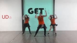 Quedate - Andy Rivera *** Udance *** Choreography Junioor Rincon