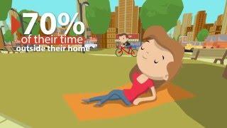 Video Werbeagentur Animation | Cartoon-Stil Animation