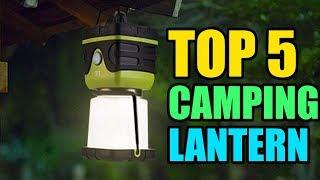 Best Camping Lantern iฑ 2020 - Top 5 Camping Lantern Reviews