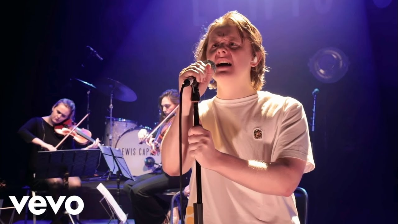 Lewis Capaldi - Someone You Loved (Live from Shepherd's Bush Empire, London) image