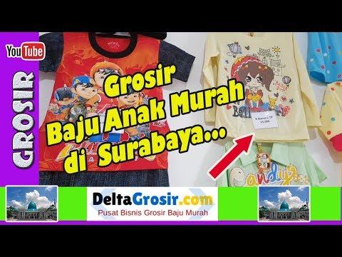 Pusat Grosir Baju Anak Murah di Surabaya | 0857 7221 5758