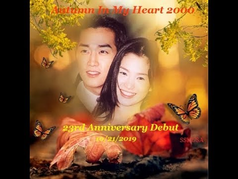 Song Seung Heon ~ 23rd Anniversary Debut 2019