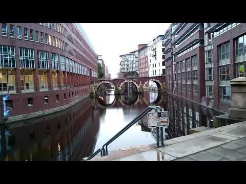 Amazing in Hamburg city center