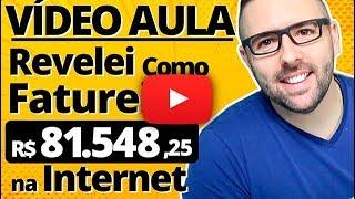 COMO GANHAR DINHEIRO NA INTERNET_TRABALHAR EM CASA_VEJA COMO NESSE VIDEO