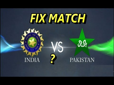 INDIA vs PAKISTAN CRICKET MATCH FIXED ? | LATEST TRICKS REVIEW