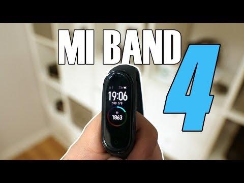 Xiaomi Mi Band 4, TODO lo que NECESITAS SABER
