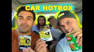 The Hot Box Challenge!!