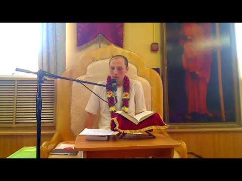 Шримад Бхагаватам 3.26.19 - Радха Дживан прабху