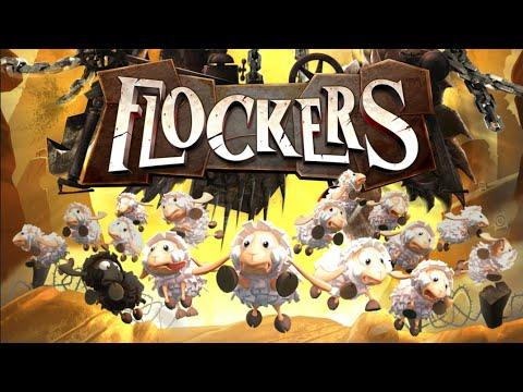 Flockers Gameplay |