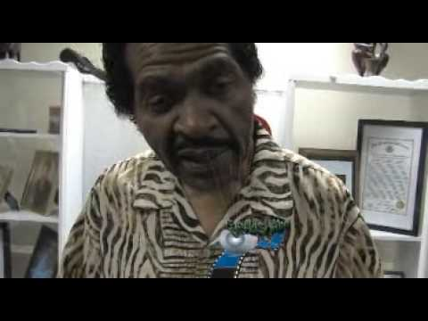 Danny Lewis interview Bobby Rush