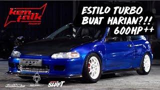 ESTILO 600HP++ BUAT HARIAN?!!