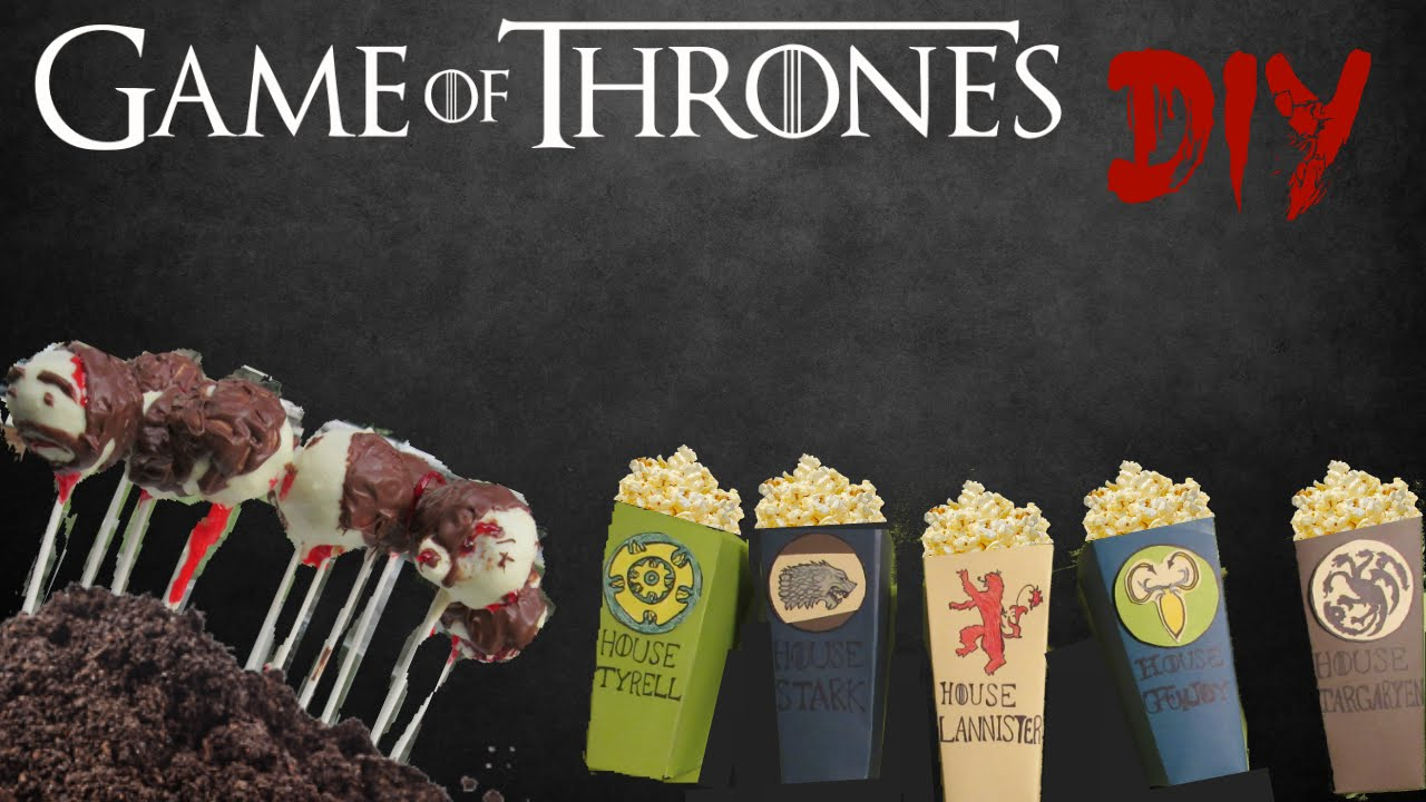 Diy Game Of Thrones Party Ideas Youtube