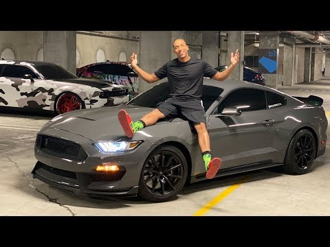 taking-delivery-of-a-brand-new-mustang-gt-350!-*unbelievable*