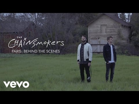The Chainsmokers - Paris - Behind the Scenes