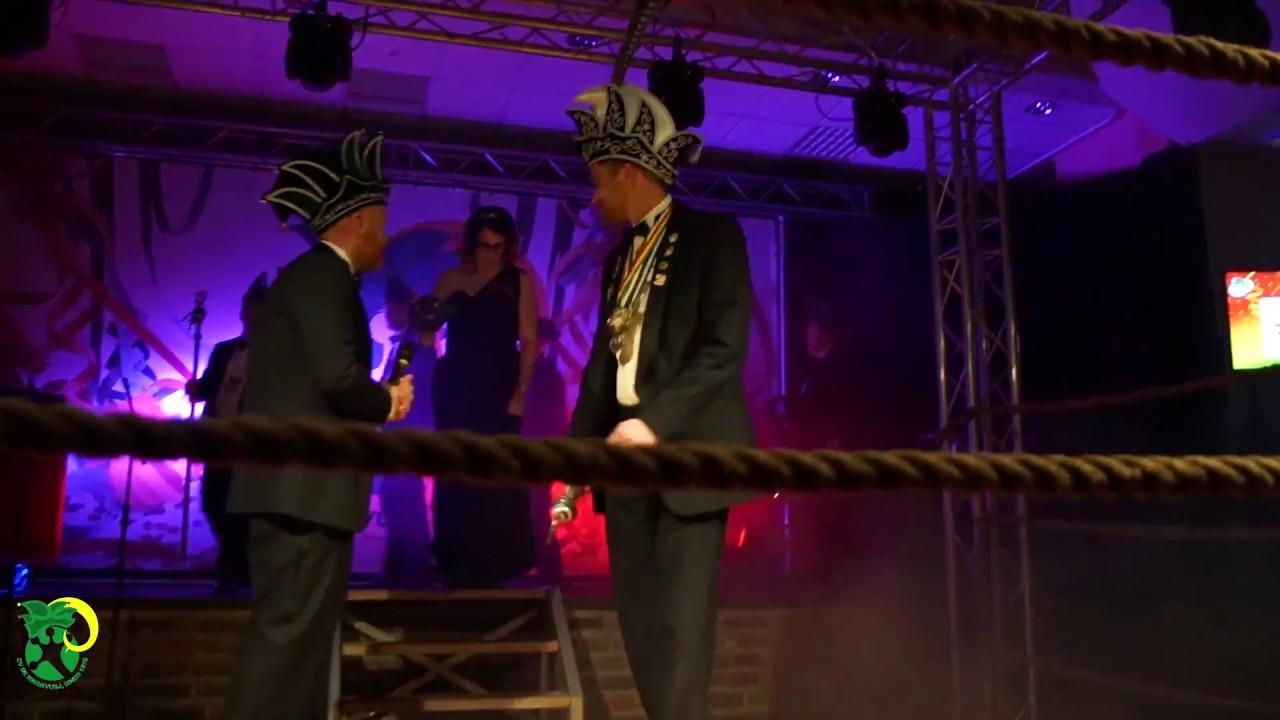Carnavalszitting C.V. De Kwakvusj Eijsden 2018   YouTube