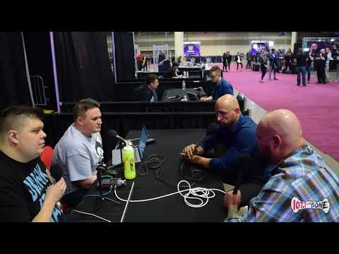 Karl Anderson and Luke Gallows Interview - WrestleMania 34