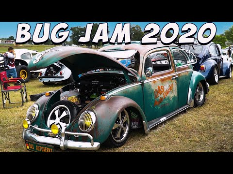 Florida Bug Jam 2020 | Official Video of one of the largest VW Shows!