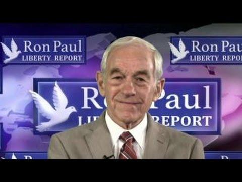 Ron Paul: I'm not ready to endorse Gary Johnson