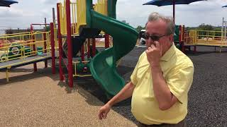 Lyman Town Administrator Gregg Miller provides update on playground
