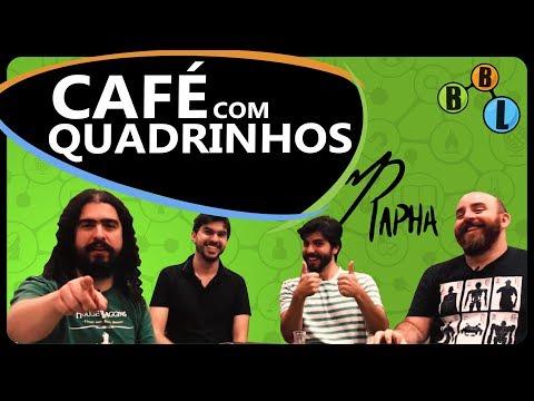 Café com Quadrinhos - Café com Quê? 38 | BláBláLogia