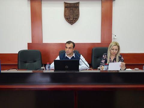 45 Седница на Совет на Општина Велес 15.11.2019