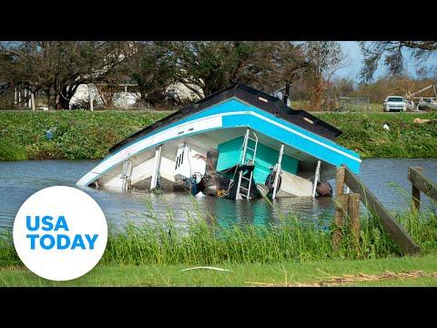 Grand Isle Mayor talks communication issues following Hurricane Ida | USA TODAY