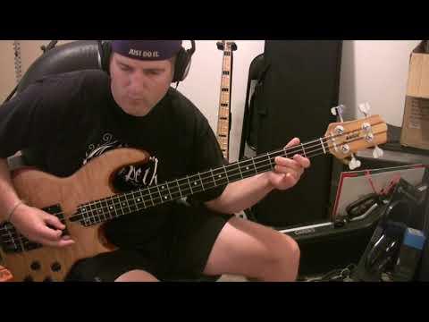 Tool- Fear Inoculum Bass Cover- HD