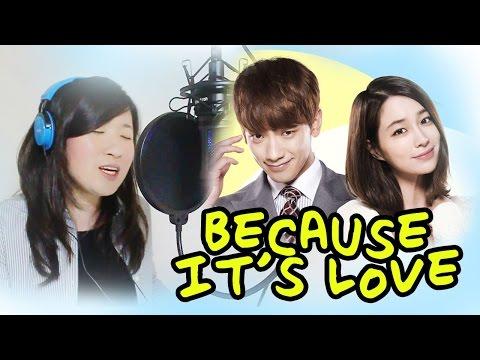 [COVER] Because It's Love (Ailee)-Come Back Mister 돌아와요 아저씨 MV+Han/Rom Lyrics