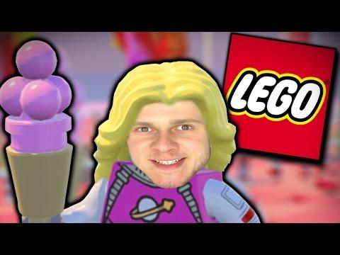 ПРИКЛЮЧЕНИЯ БЛОНДИНА В ЛЕГО МИРЕ -||- LEGO WORLDS
